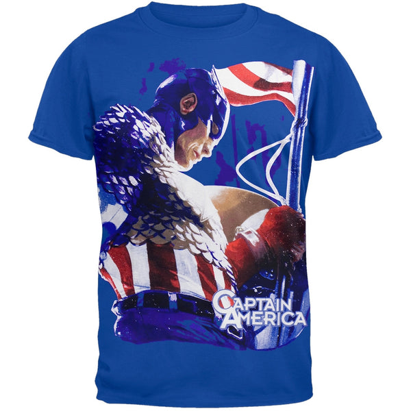 Captain America - These Colors Don't Run T-Shirt