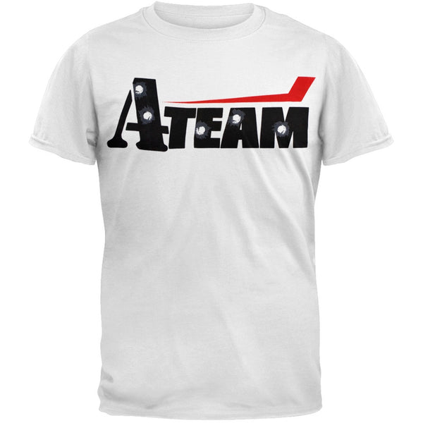 A-Team - Shot At Soft T-Shirt