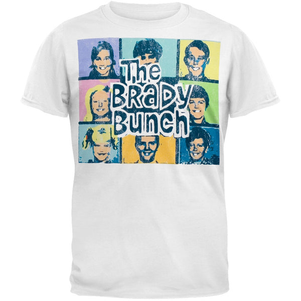 Brady Bunch - Logo Soft T-Shirt