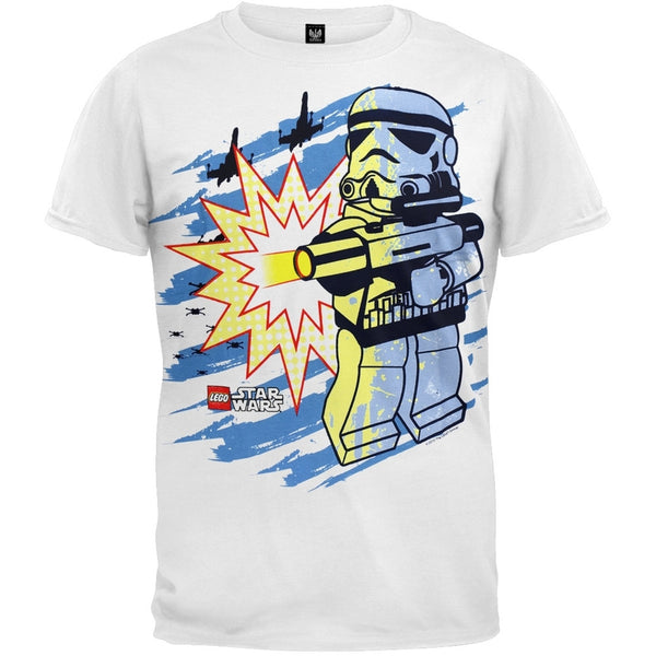 Lego Star Wars - Rebel Forces Youth T-Shirt