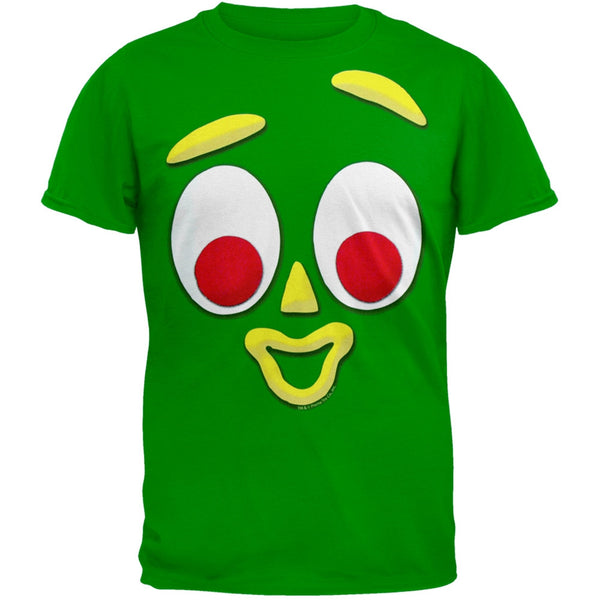 Gumby - Face T-Shirt