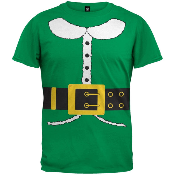 Holiday Elf Costume Youth T-Shirt