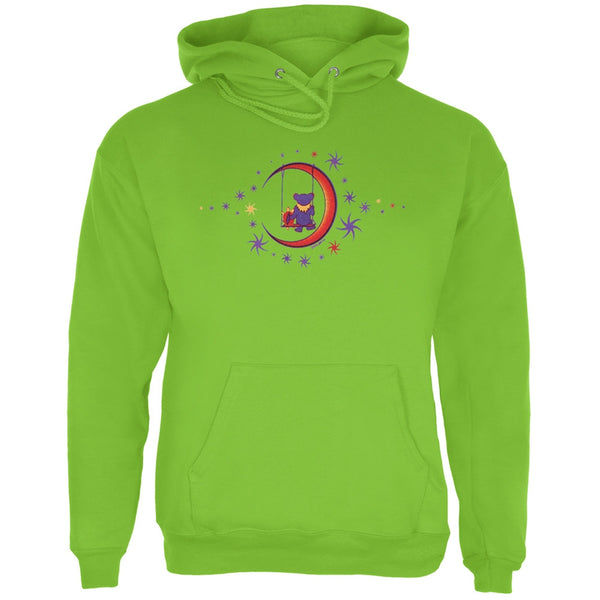 Grateful Dead - Moon Swing Pullover Hoodie Green