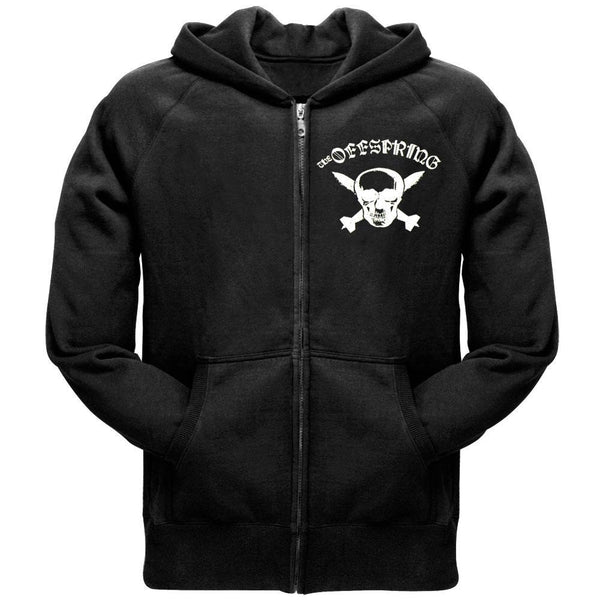 The Offspring - Skull & Bones Zip Hoodie