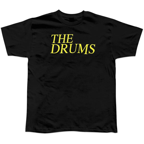 The Drums - Serif Logo T-Shirt