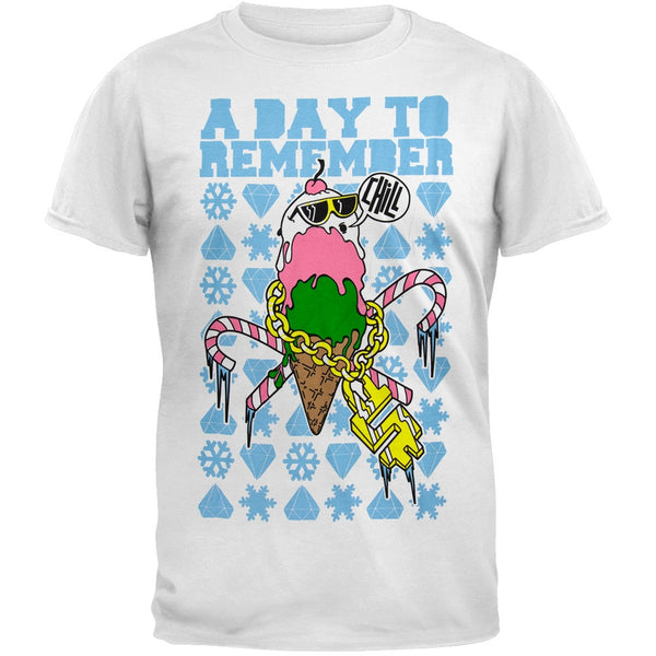 A Day To Remember - Ice Cream Bling T-Shirt