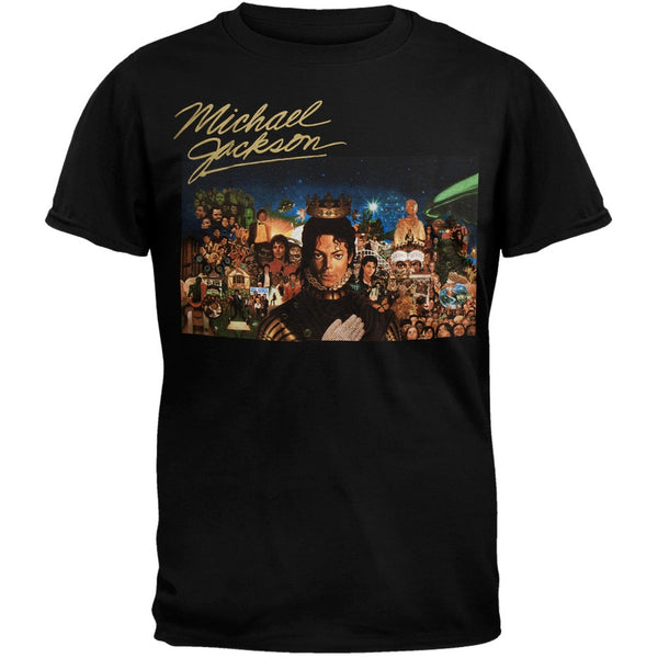 Michael Jackson - Full Cover T-Shirt
