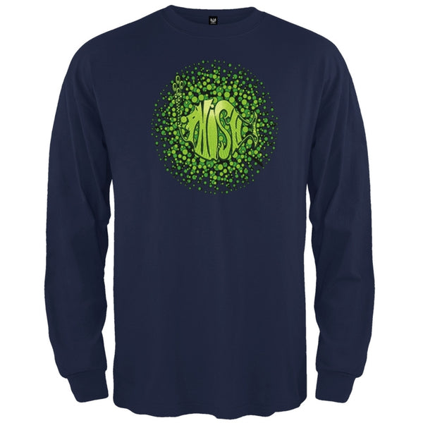 Phish - Speckled Logo Long Sleeve T-Shirt