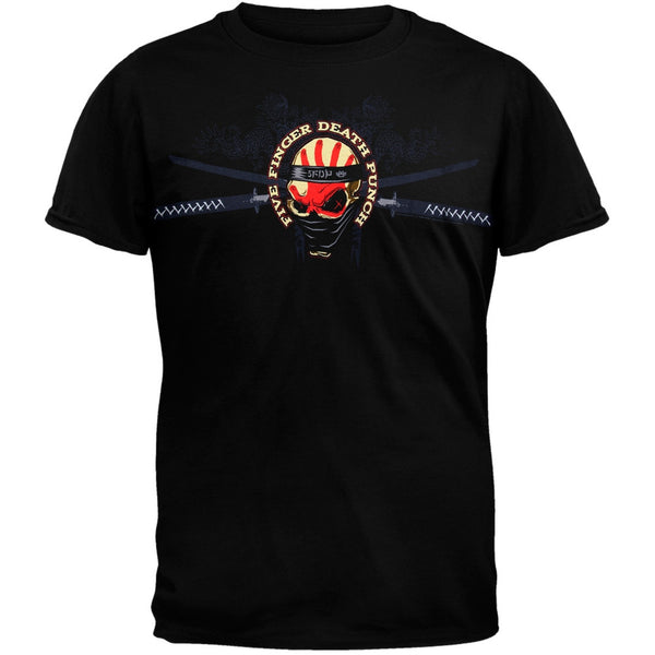 Five Finger Death Punch - Samurai T-Shirt