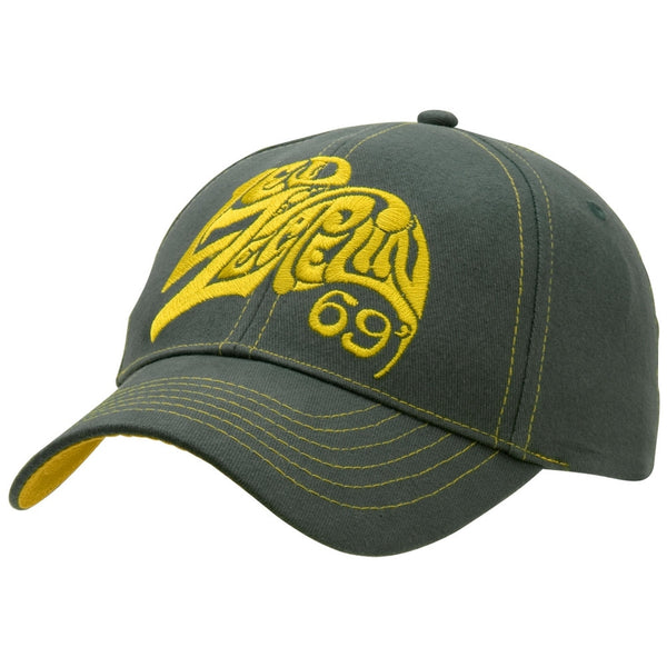 Led Zeppelin - 69 Logo Adjustable Cap