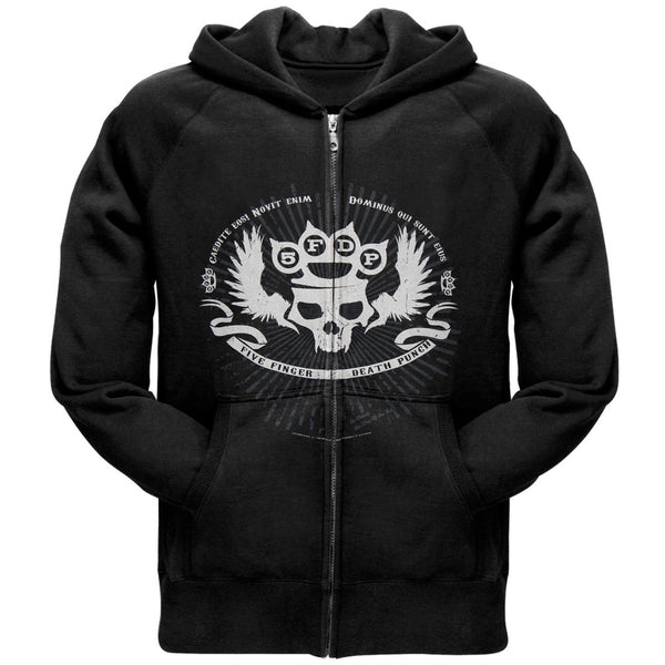Five Finger Death Punch - Knuckle Skull Zip Hoodie