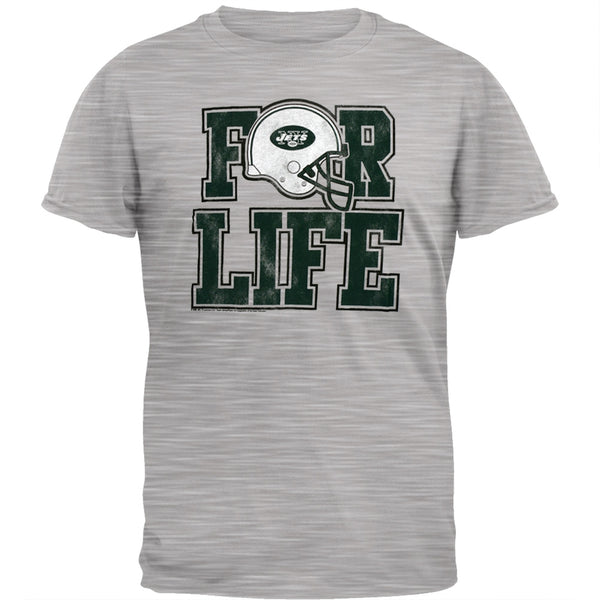 New York Jets - For Life Soft T-Shirt