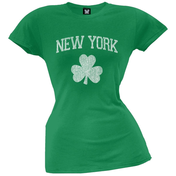 New York Shamrock Juniors T-Shirt