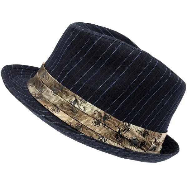 Peter Grimm - Select Navy Fedora