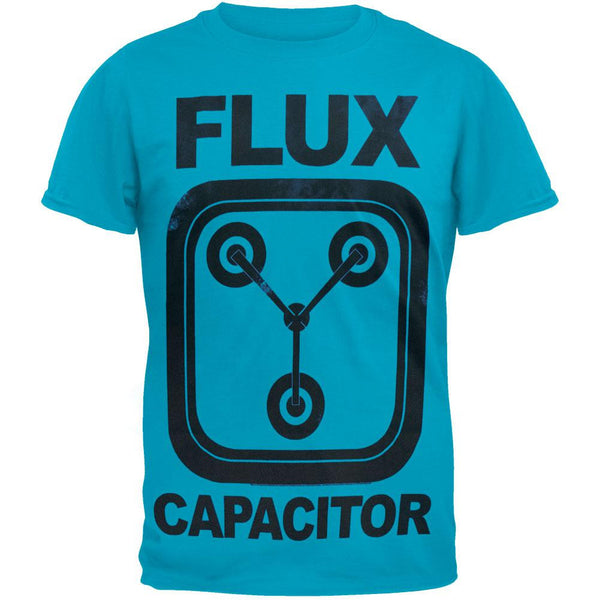 Back To The Future - Flux Capacitor Soft T-Shirt