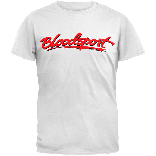Bloodsport - Logo Soft T-Shirt
