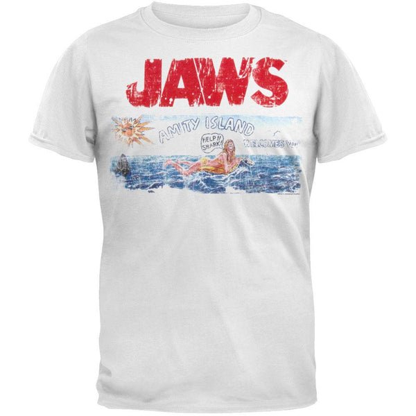 Jaws - Island Soft T-Shirt