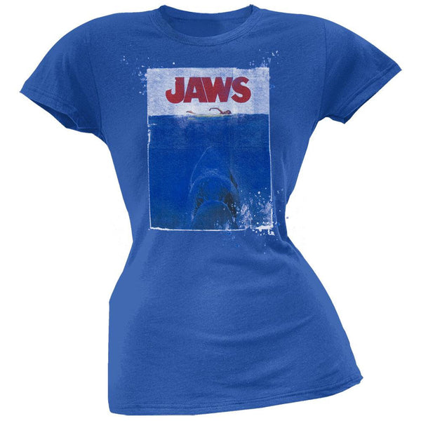 Jaws - Poster Juniors T-Shirt