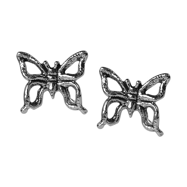 Stud Earrings - Butterflies