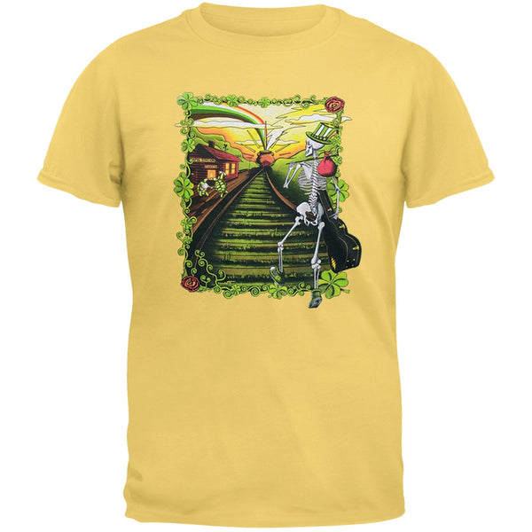 Grateful Dead - Lucky Sam Yellow Youth T-Shirt