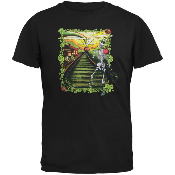 Grateful Dead - Lucky Sam Black T-Shirt