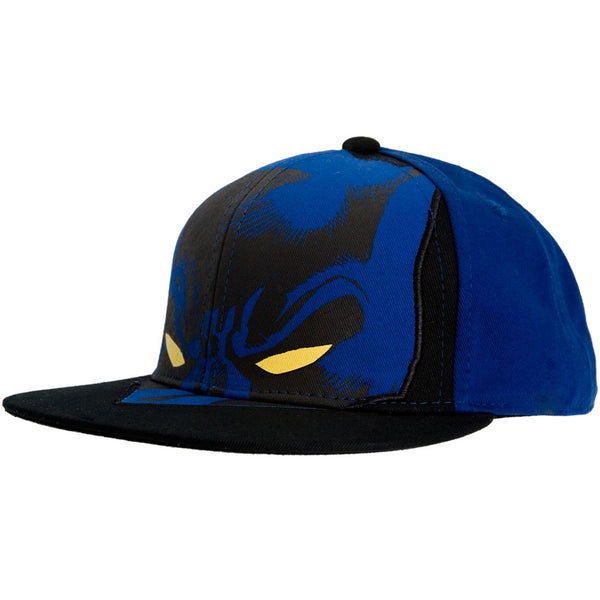 Batman - Big Face Youth Fitted Cap