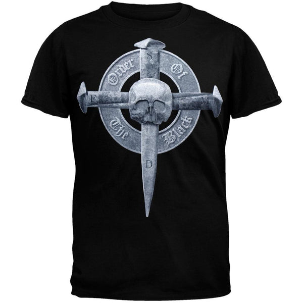 Black Label Society - Order Of The Black 2010 Tour T-Shirt