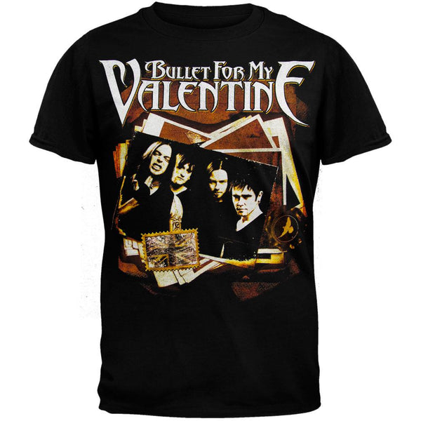 Bullet For My Valentine - Photo Stack 2010 Tour T-Shirt