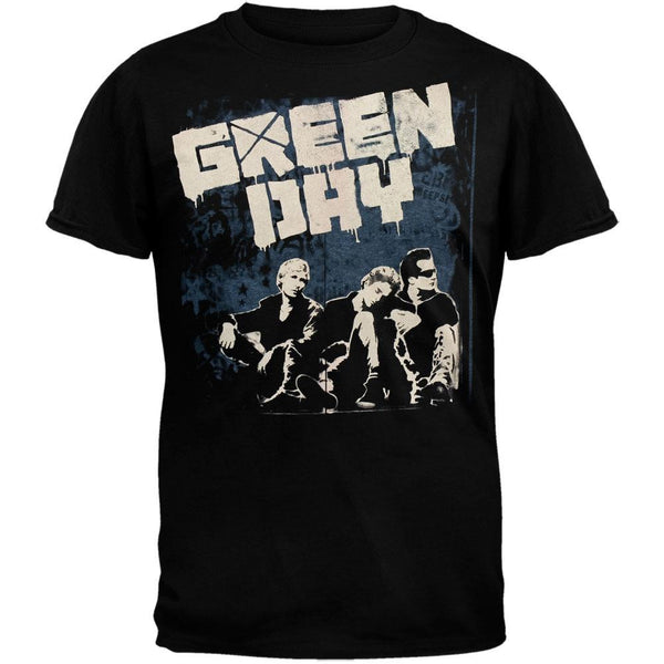 Green Day - Grey Wall 09 Tour T-Shirt