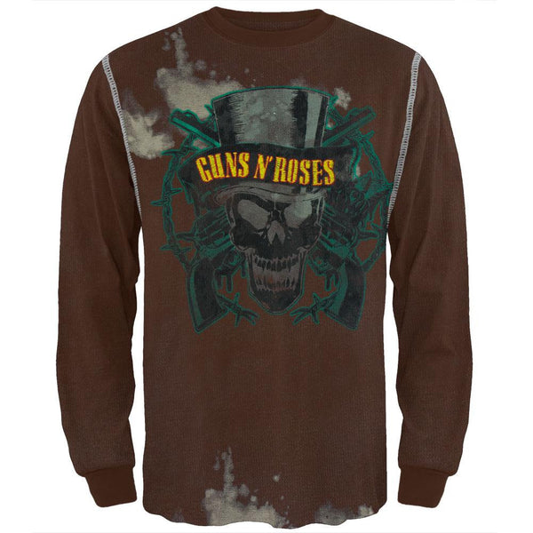 Guns N Roses - Top Hat Premium Thermal