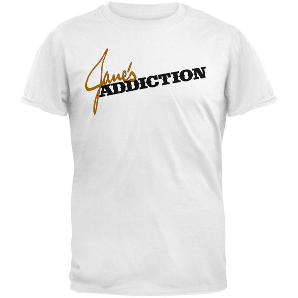 Janes Addiction - Classic Logo Soft T-Shirt