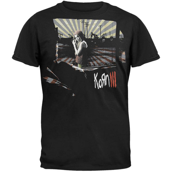 Korn - Miss Sunshine 2010 Tour T-Shirt