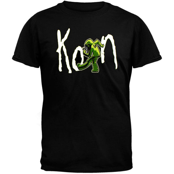 Korn - Zombie Slam 2010 Tour T-Shirt