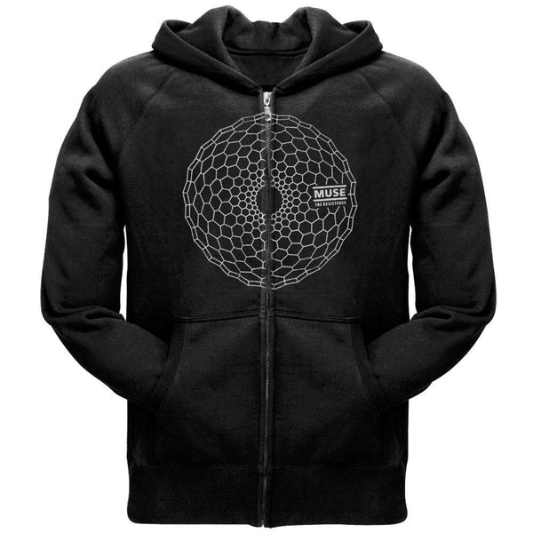 Muse - Hex Hole 2010 Tour Zip Hoodie