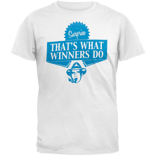 Charlie Sheen - That's What Winners Do T-Shirt