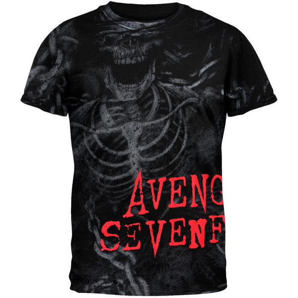 Avenged Sevenfold - Chain All-Over T-Shirt
