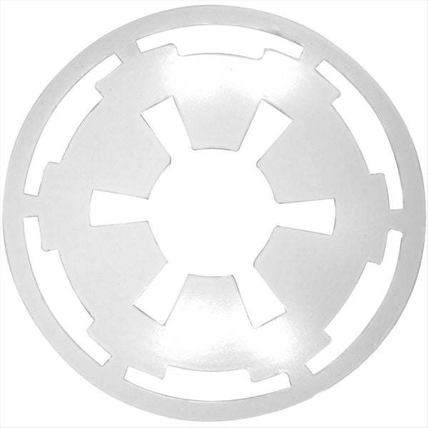 Star Wars - White Imperial Logo Belt Buckle