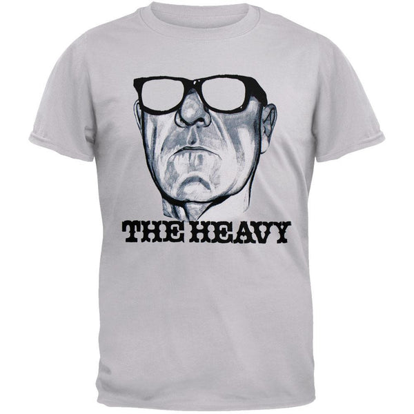 The Heavy - Man With Glasses T-Shirt
