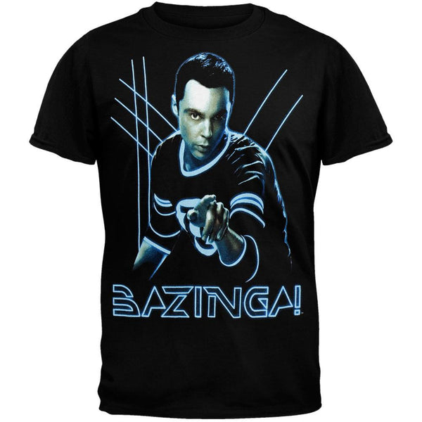 Big Bang Theory - Glowing Sheldon T-Shirt