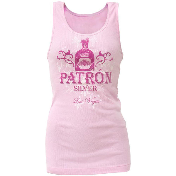 Patr??n - Bottled Up Juniors Tank Top