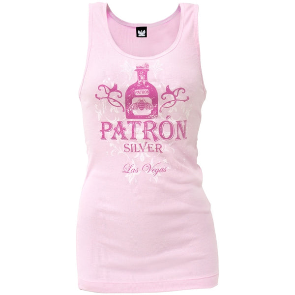 Patrón - Bottled Up Juniors Tank Top