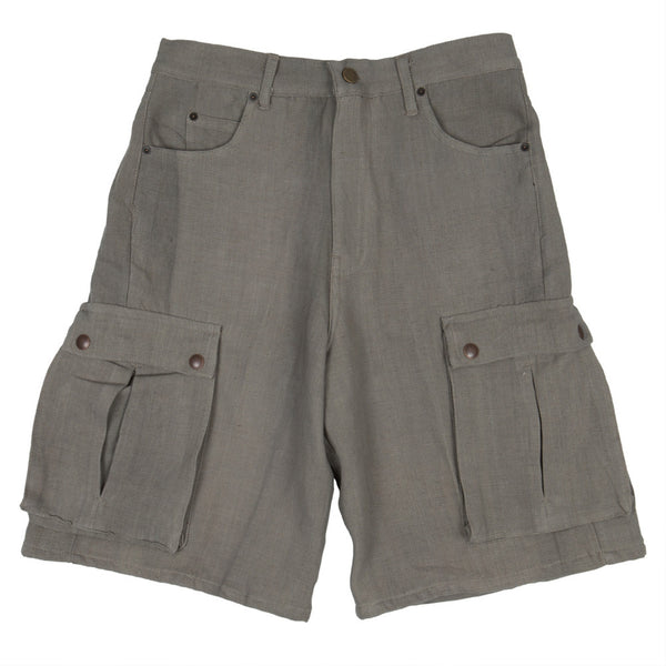 Cargo Pocket - Mens Shorts - Tan