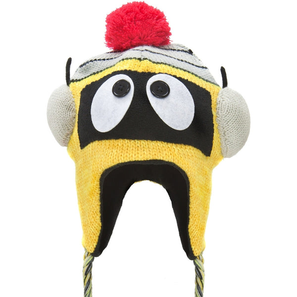 Yo Gabba Gabba - Plex Big Face Peruvian Knit Hat