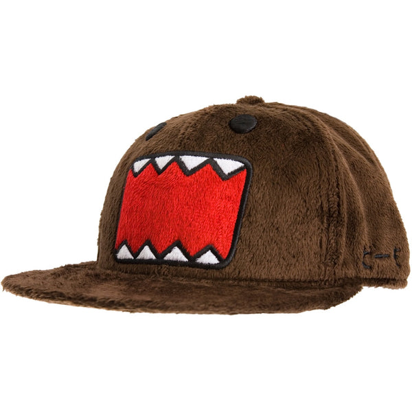 Domo - Face Plush Fitted Cap