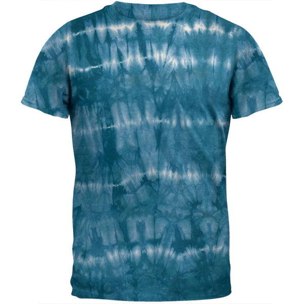 Turquoise Tie Dye - T-Shirt
