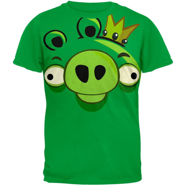 Angry Birds - Pig Face Soft T-Shirt