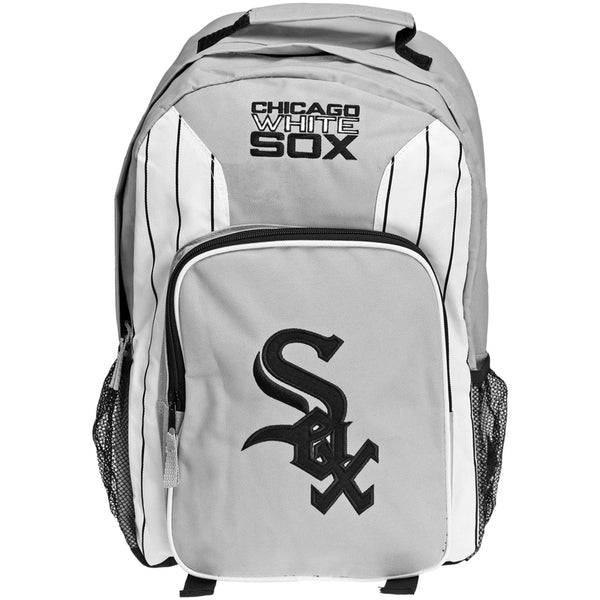 Chicago White Sox - Logo Medium Grey Backpack