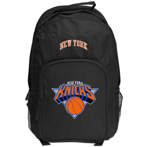 New York Knicks - Logo Medium Black Backpack