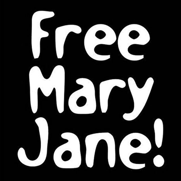 Free Mary Jane Decal