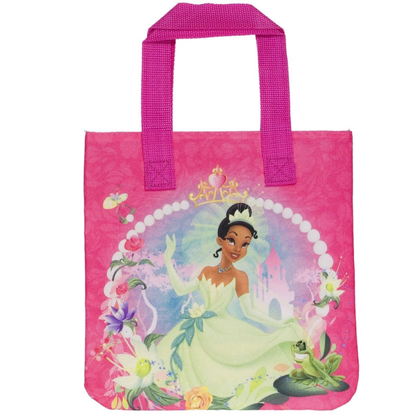 Princess And The Frog - Pearl Collage Mini-Tote Bag